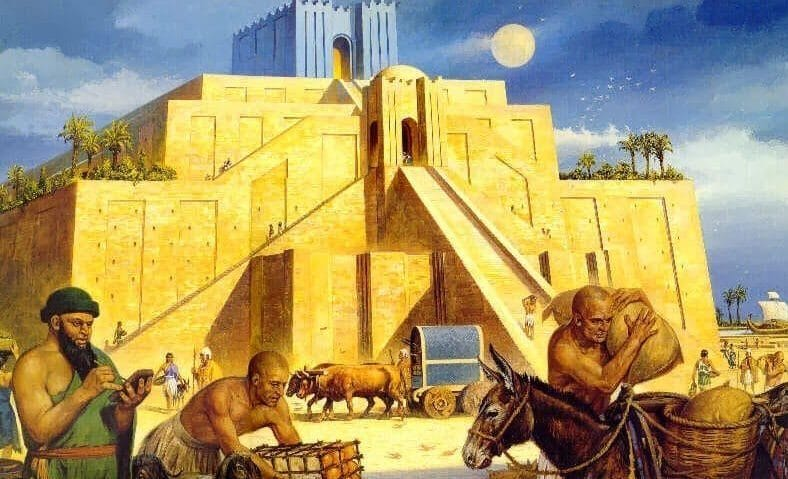Economía de Mesopotamia 1