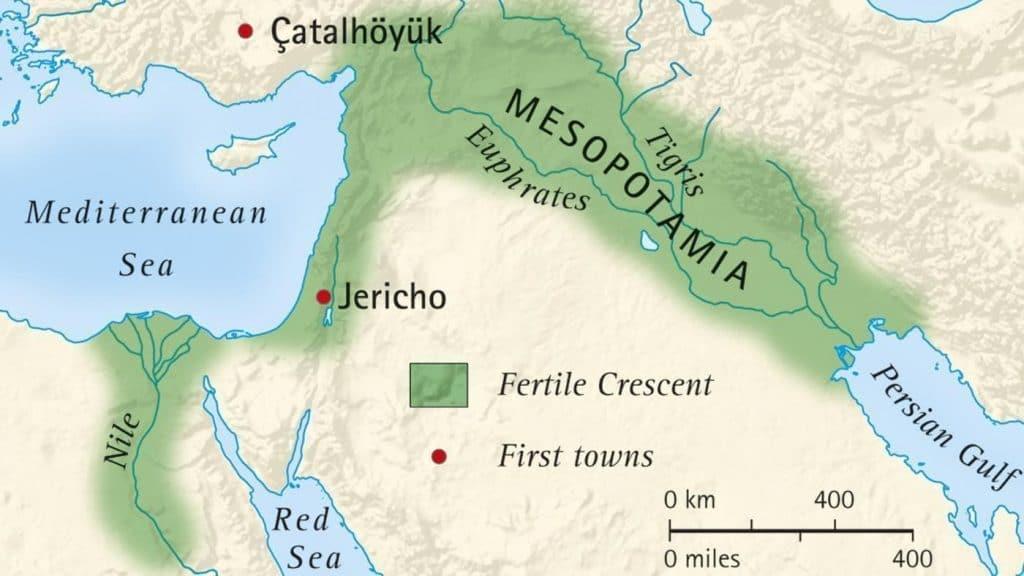 Economía de Mesopotamia 9
