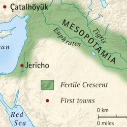 Economía de Mesopotamia: historia, que es, legado,  y más