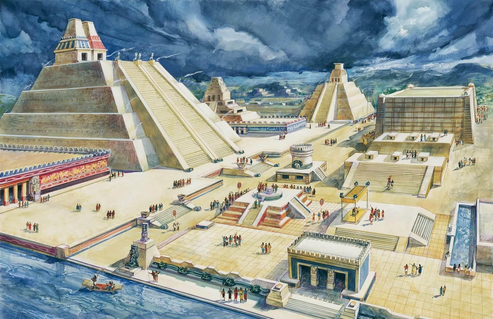 Economía de los aztecas-2