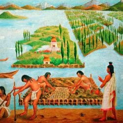 Economía de los Aztecas: historia, características, organización, y más
