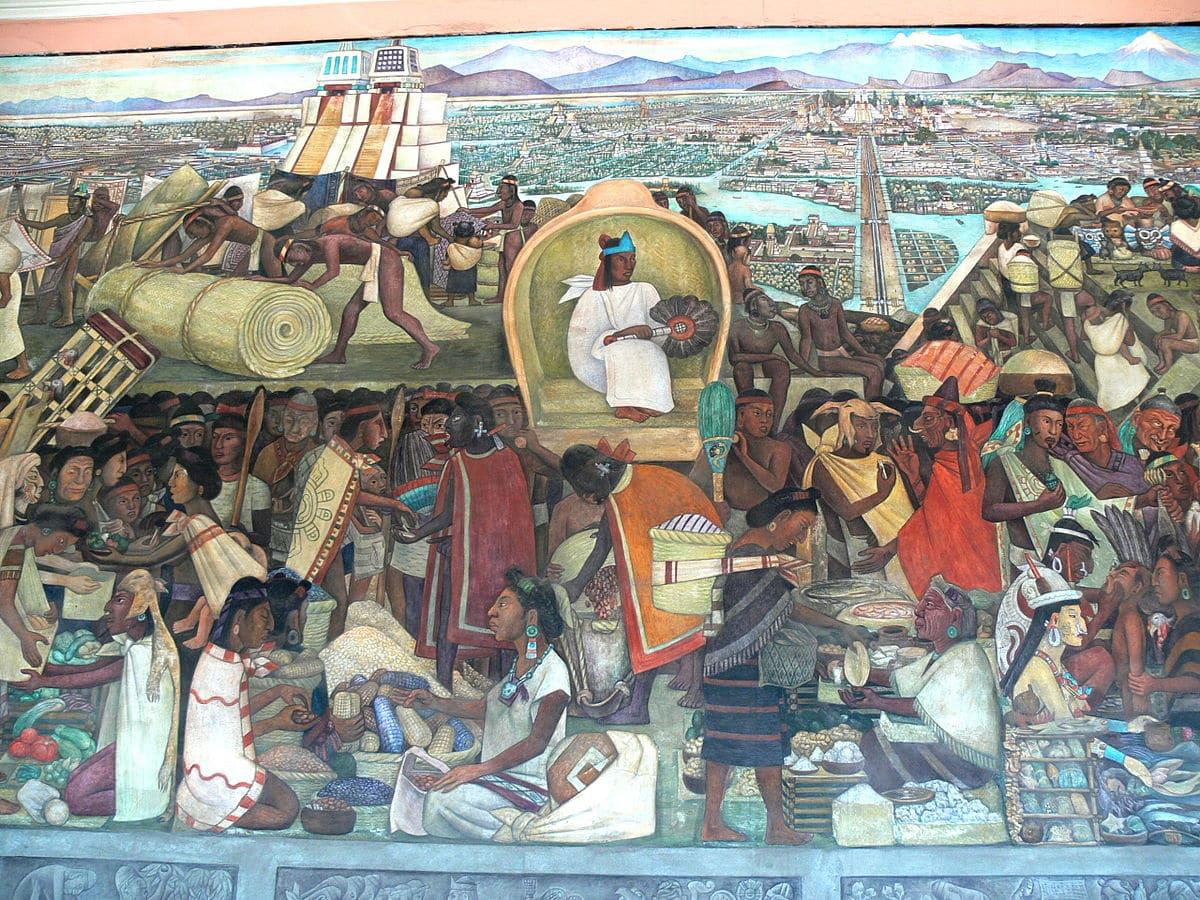 Economía de los aztecas-4