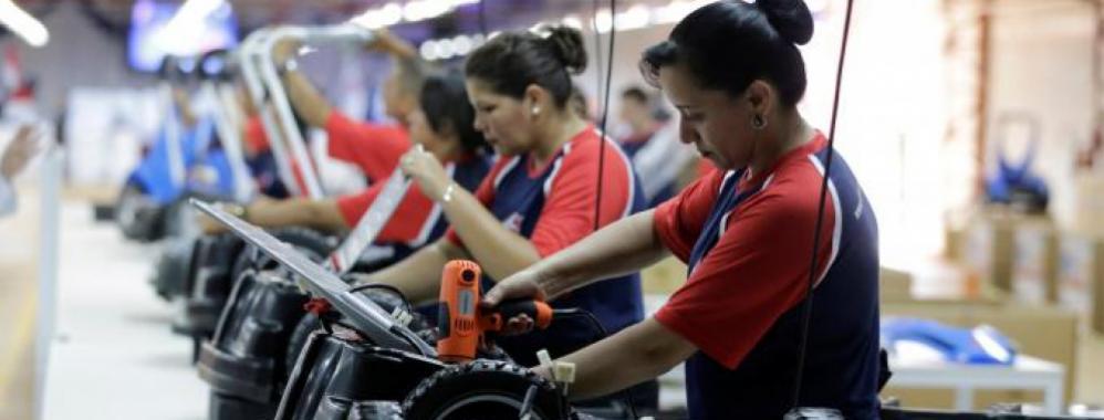 economía de Paraguay