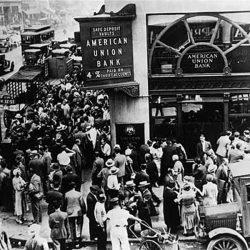 Crisis Económica de 1929: Causas, Consecuencias, y Más