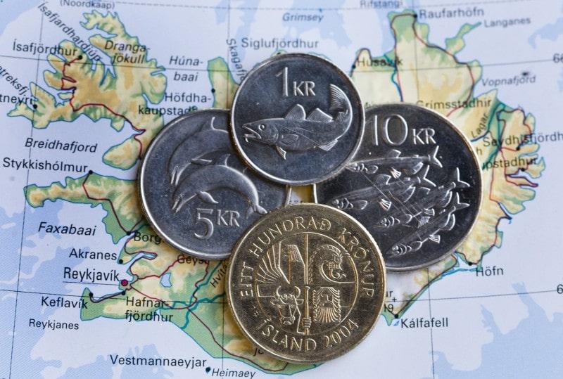 Economía en Islandia