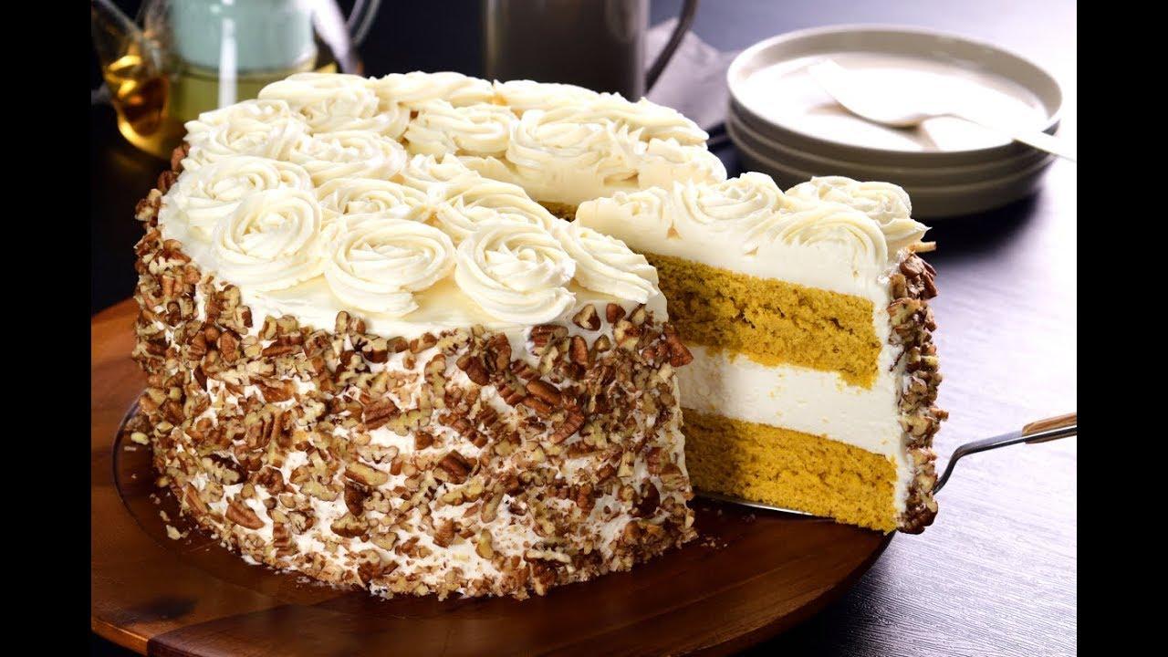 pastel de calabaza