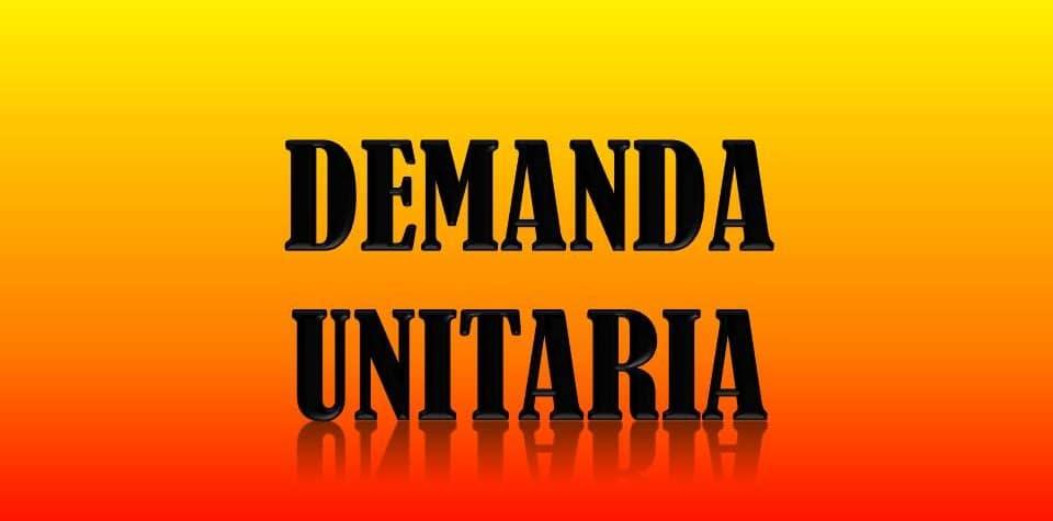 Demanda-Unitaria