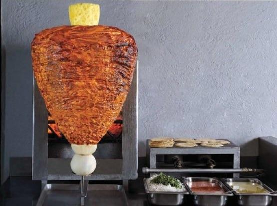Tacos de adobada