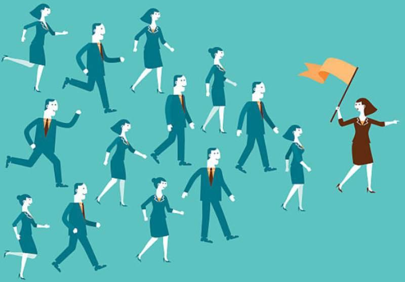 tipos de liderazgo - liberal